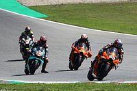 Fotos: histórico primer triunfo en MotoGP de Binder y KTM en Brno
