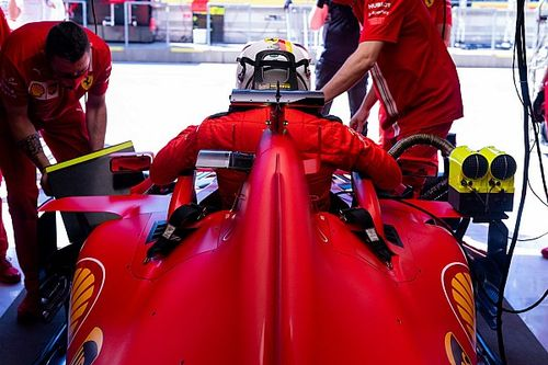 Explained: Ferrari's fast-tracked F1 upgrade package