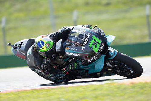 Brno MotoGP 3. antrenman: Morbidelli, Zarco'nun önünde lider