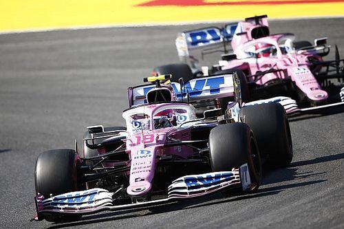Pérez, otra vez sin las mejoras de Racing Point en Rusia