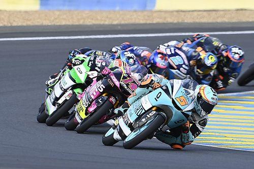 Aragon Moto3: Harika kapışmayı Masia kazandı, Deniz 15. oldu