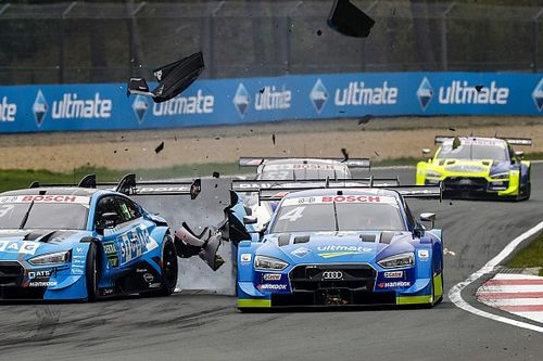 "Frijns na opgave in Zolder: DTM-titel is ""mission impossible"""
