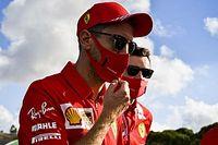 """F1: Fora do Q3, Vettel diz que Leclerc está em """"outra classe"""""""