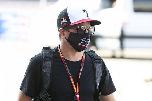 """Raikkonen: """"Barrichello? I record non mi interessano"""""""