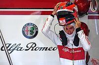 Alfa Romeo, Kubica'yı 4 ila 5 antrenman turuna daha çıkaracak