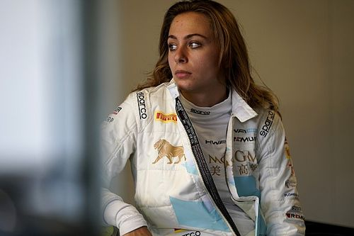 Российский пилот выбил с трассы единственную гонщицу Формулы 3