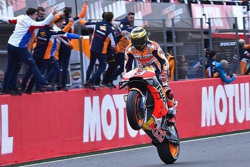 Márquez de retour après le pire début de saison de Honda