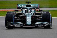 Vettel completes first shakedown of Aston Martin F1 car
