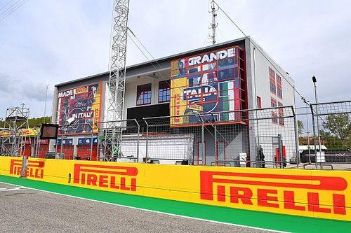 Trofi Sarat Filosofi dari Pirelli untuk Peraih Podium di Imola
