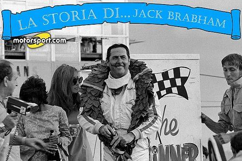 La storia di... Jack Brabham