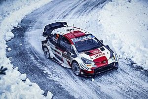 "Evans struggled to ""connect"" with new WRC tyres in Monte Carlo"