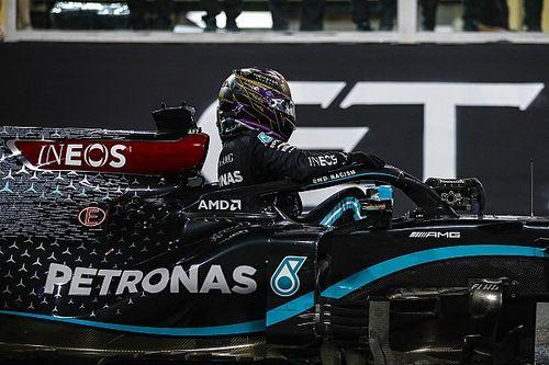 Mercedes propondría solo un año a Hamilton en su nuevo contrato