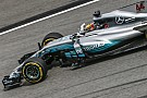 F1 in Sepang: Deshalb ging Mercedes am Freitag baden