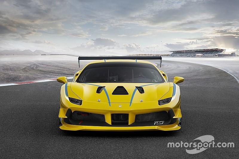 First Ferrari confirmed for Autosport International 2018