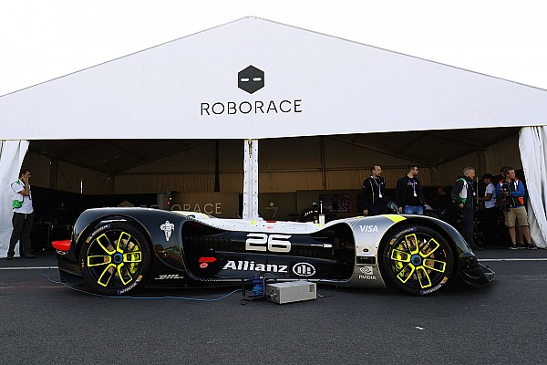 Roborace Motorsport.com news Roborace to bring driverless tech to Autosport International