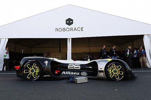 Roborace estará presente en el Autosport International