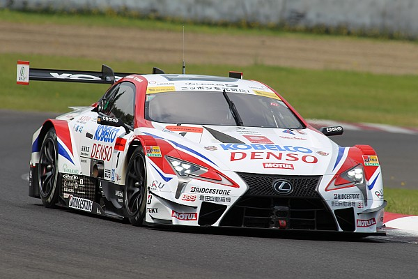Sugo Super GT: Kovalainen, Hirate win after thrilling finish