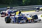 FIA F2 Gara 1: vittoria col giallo per Rowland, Leclerc rimonta ed è 4°