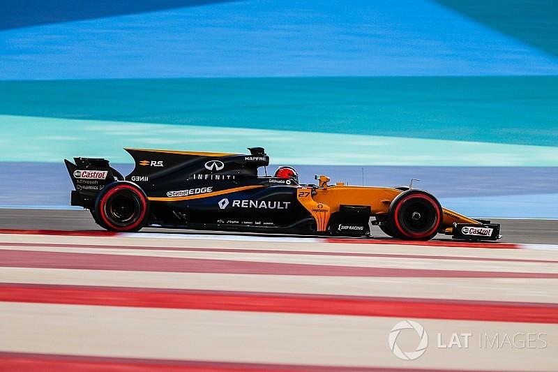 Renault mira obter alta quilometragem nos testes de 2018
