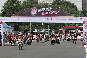 Other bike Breaking news AHM kembali gelar Honda Dream Cup 2017