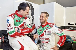 WTCC Verslag vrije training WTCC Marrakesh: Honda leidt, Coronel kust de muur