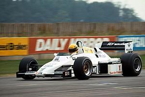 Formula 1 Özel Haber Galeri: Senna'nın Williams FW08C ile olan testi