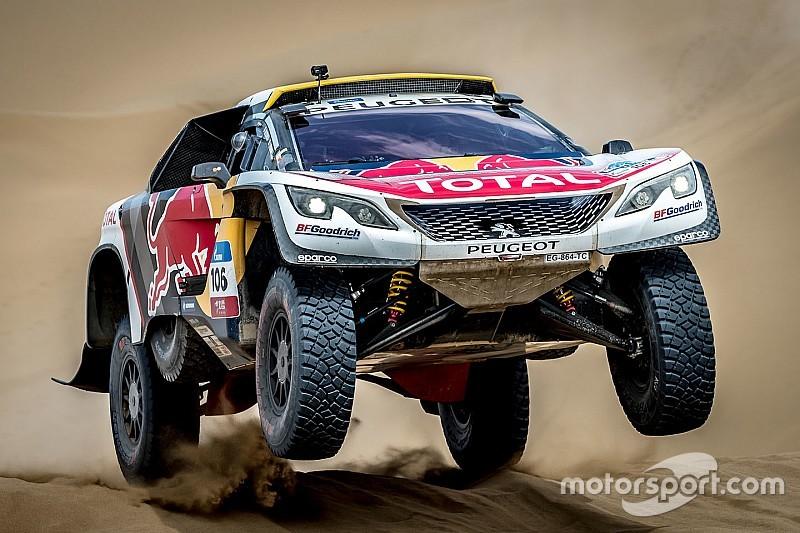 Le Dakar 2018 sera bien le dernier pour Peugeot