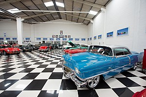 У гаражі Піке: як виглядає колекція машин бразильського чемпіона