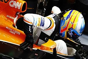 Formula 1 Breaking news Alonso sengaja akhiri balapannya sendiri?