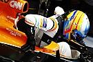 Alonso sengaja akhiri balapannya sendiri?
