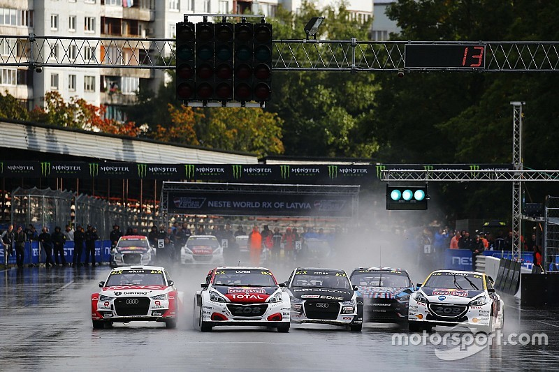 Revolution: Rallycross-WM soll ab 2020 rein elektrisch fahren