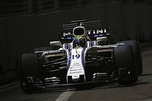 ماسا: ويليامز هي الخيار الوحيد لبقائي في الفورمولا واحد