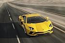 Lamborghini presenteert gepeperde Aventador S