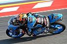 Moto3 Canet bovenaan in eerste training Aragon, P8 Bendsneyder
