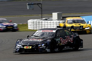 DTM Qualifiche Marco Wittmann centra a tempo scaduto la pole per Gara 2 al Nurburgring