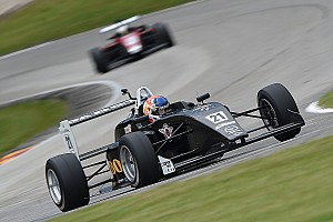 USF2000 Race report Road America USF2000: VeeKay scores second win