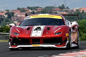 Ferrari Gara Ferrari Challenge Europe: a Silverstone vincono Di Amato, Froggatt e Hassid