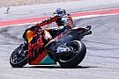MotoGP La KTM proverà un nuovo motore nei test di Le Mans