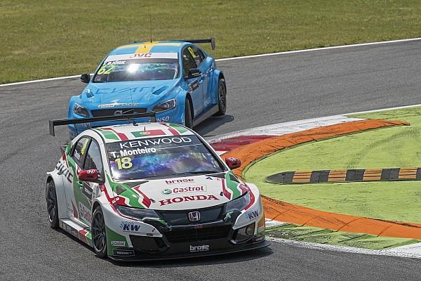 WTCC Volvo, Honda get maximum WTCC ballast for Hungary