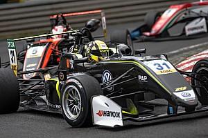 F3-Euro Crónica de Carrera Lando Norris remonta y gana la segunda carrera en Norisring