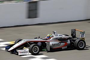 F3-Euro Crónica de Carrera Primera victoria de Daruvala en el FIA Fórmula 3