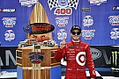 NASCAR Cup Race-winner Kyle Larson uninjured in car accident leaving track
