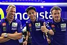 Rossi recibió la aprobación de los médicos para correr en Aragón