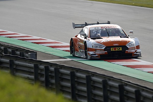 Red Bull Ring DTM: Green denies Rast in epic pole duel