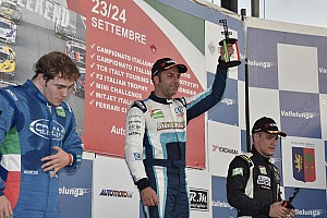 Mitjet Italian Series Gara Di Benedetto fa doppietta a Vallelunga: il titolo si deciderà a Monza
