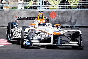 Formule E Contenu spécial Technique - Les dessous d'une monoplace de Formule E