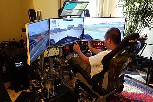 Virtual Special feature Sensasi setir Fanatec ClubSport Wheel V2