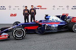 技术分析:红牛二队2017款STR12赛车