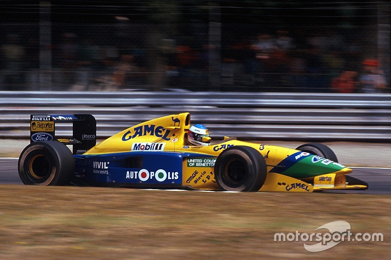 Schumacher's overlooked early brilliance