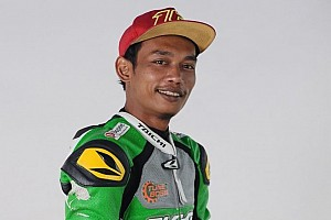 Pembalap ARRC, Norizman Ismail meninggal dunia